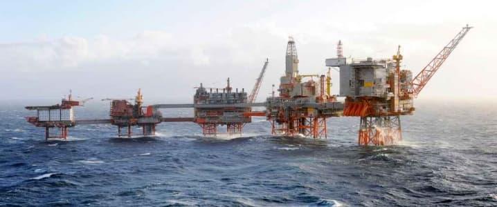 norvegia petrolio