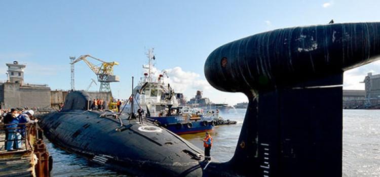 vepr submarine