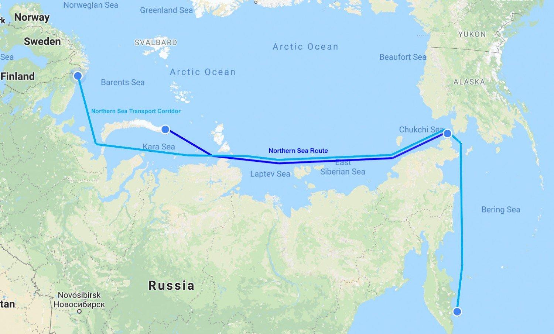 northern sea transport corridor