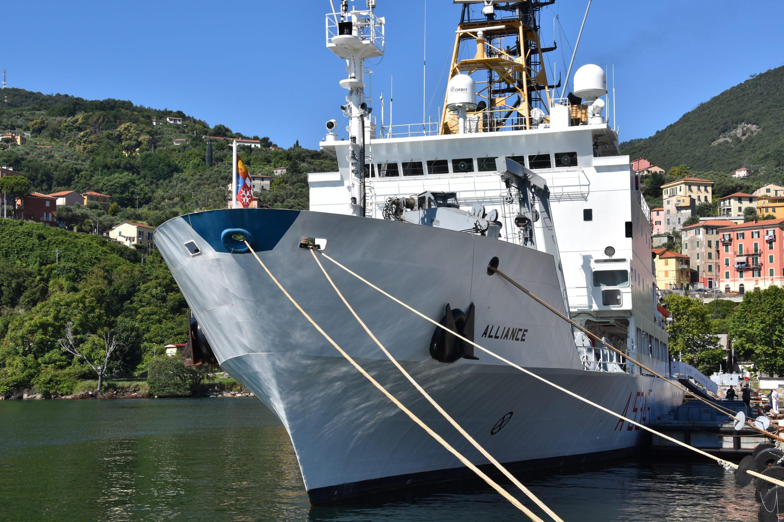 nave alliance italia