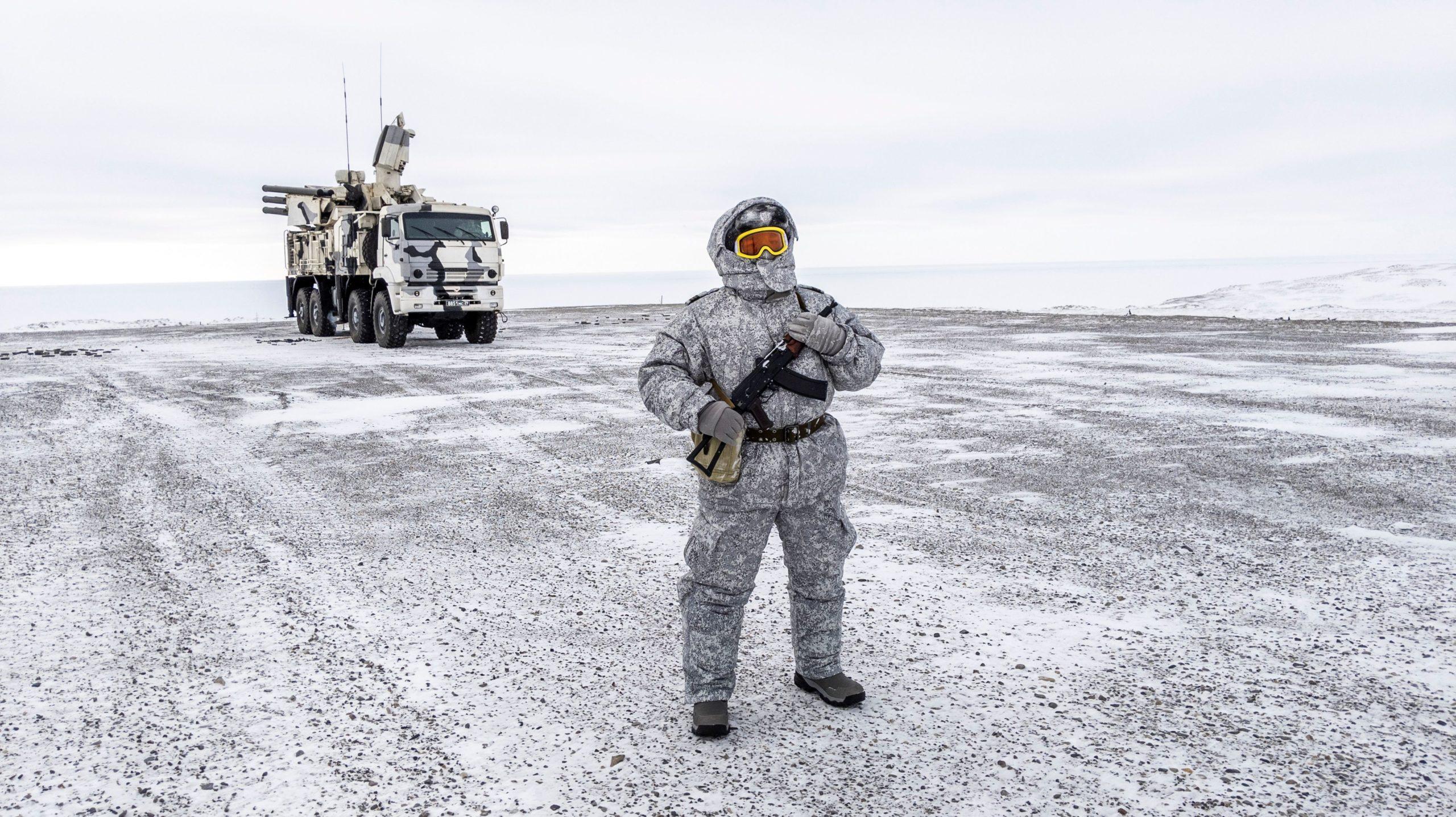 russia esercito artico