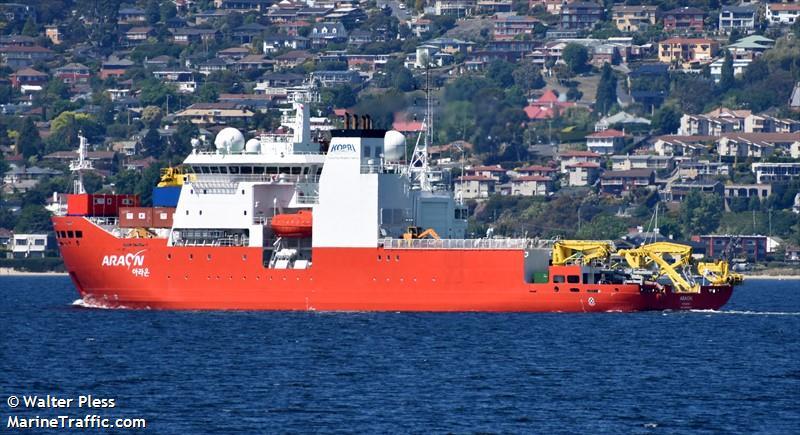 Araon ship