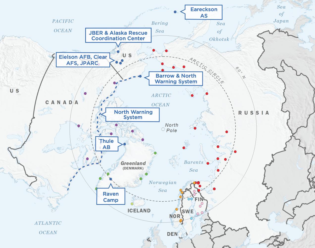arctic facilities