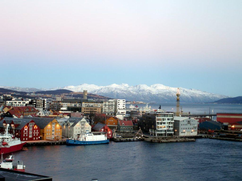 Dove dormire a Tromsø il porto