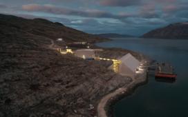 groenlandia miniera
