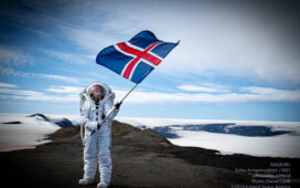 island space agency
