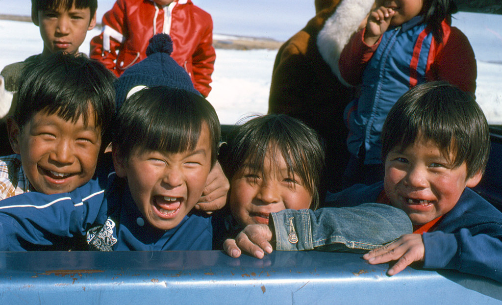 bambini inuit