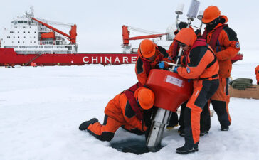 china arctic