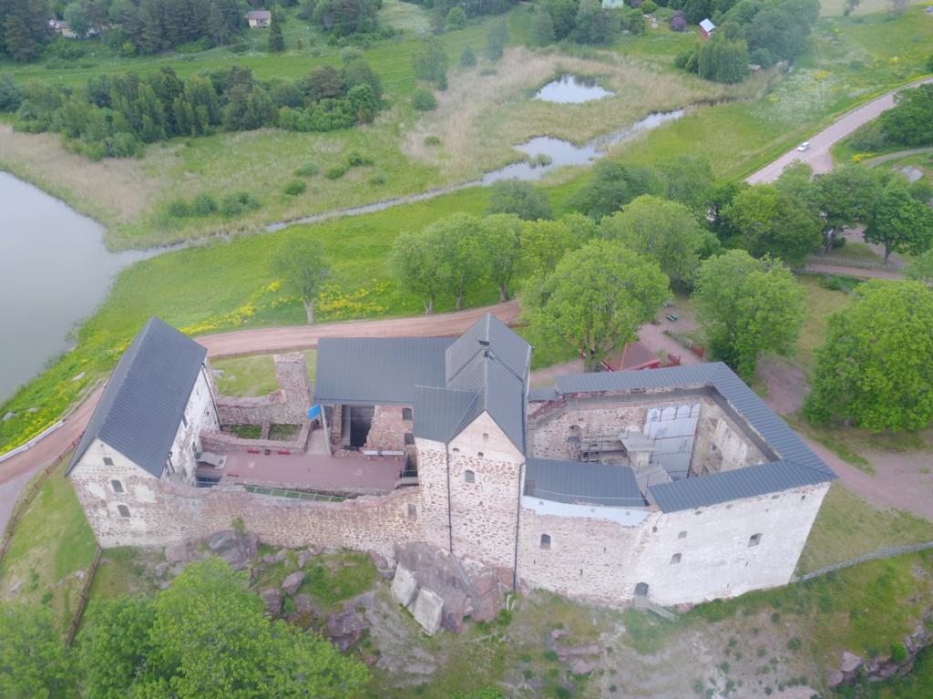 Mariehamn – Kastelholm castle