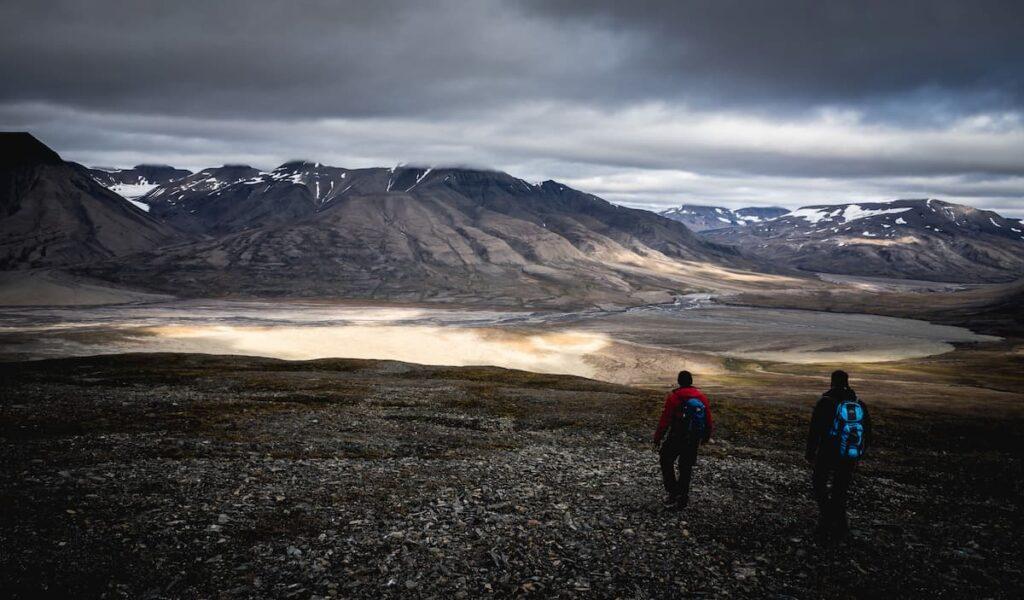 Panorama delle Svalbard