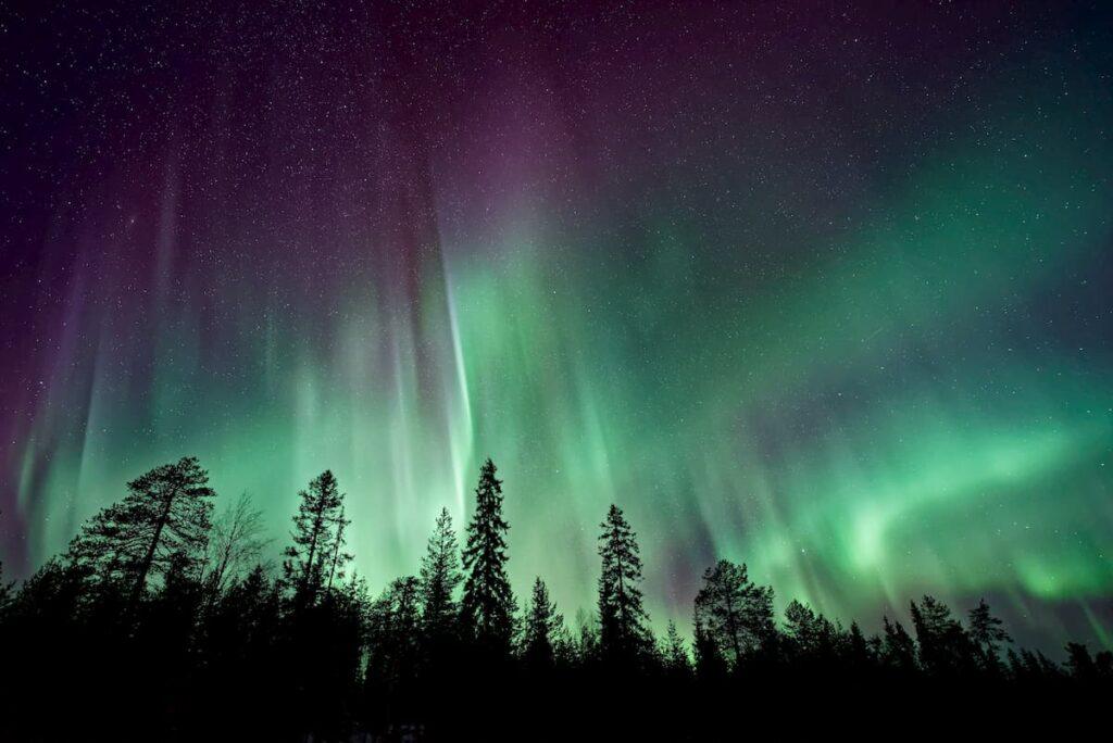 Aurora Boreale Svalbard