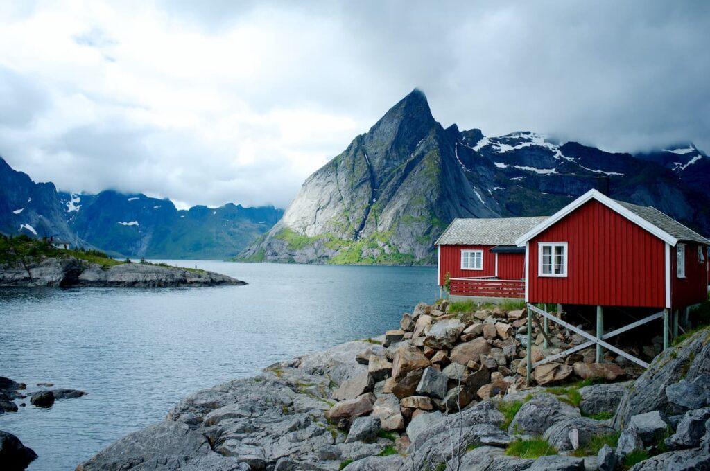 Eliassen Rorbuer Isole Lofoten
