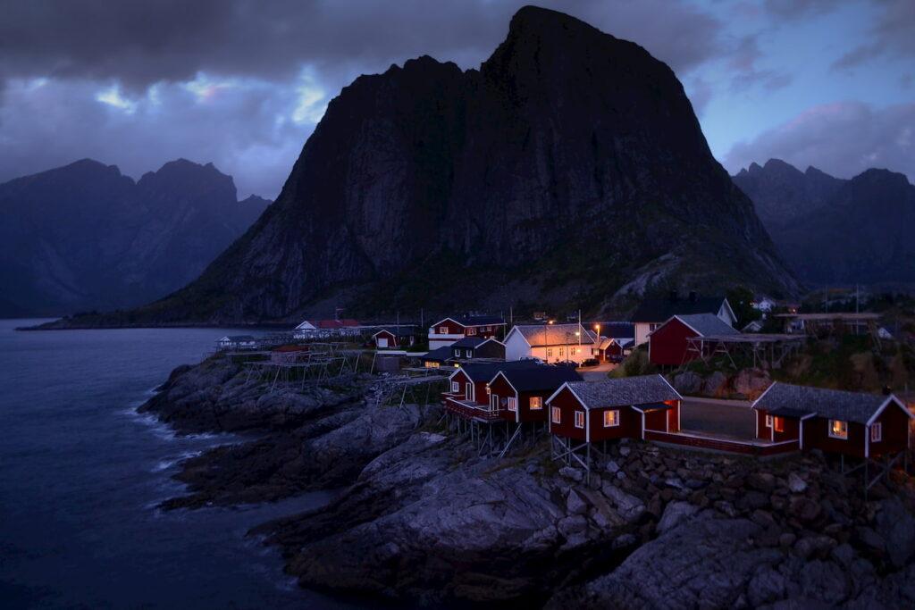 Hamnøy Rorbuer