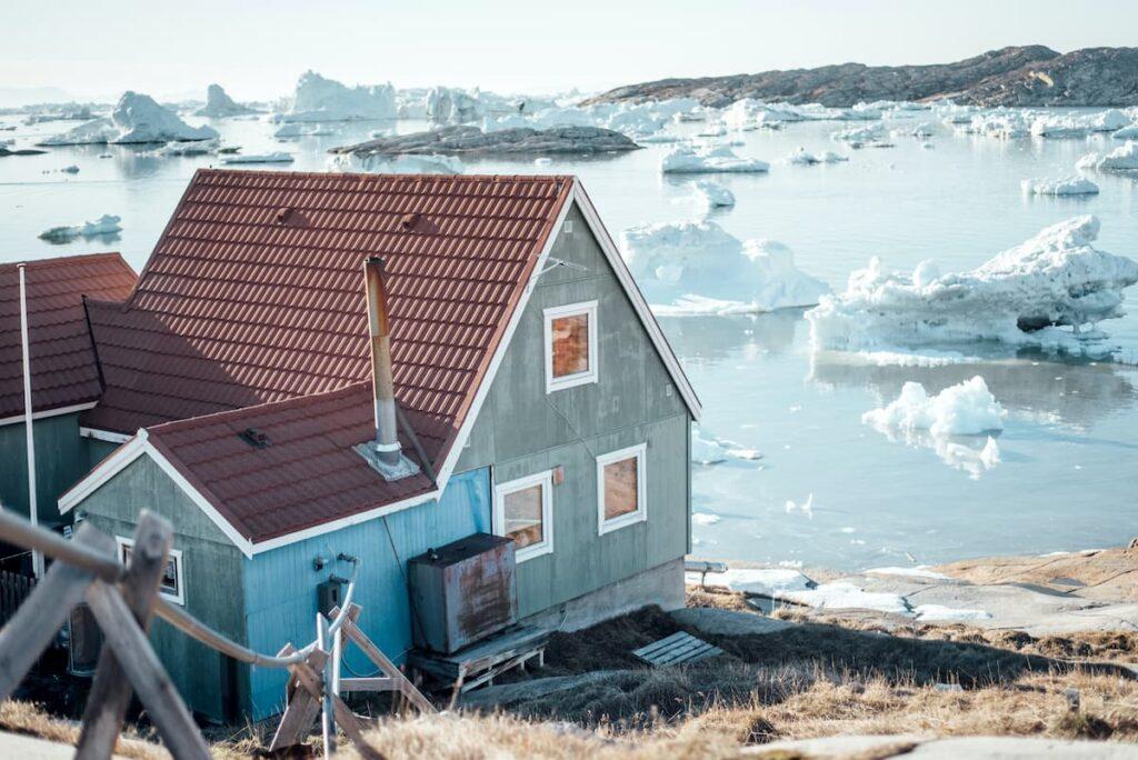 Ilulissat Groenlandia