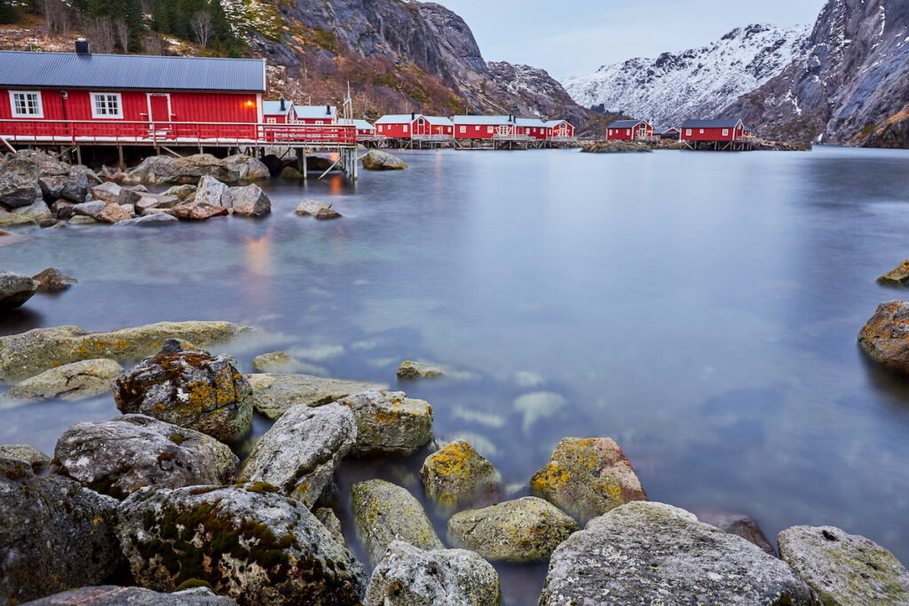 Nusfjord Rorbuer