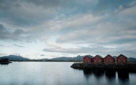 Vestvågøy Rorbu Norvegia