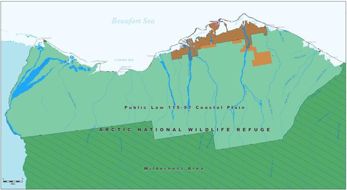area alaska trivellazioni