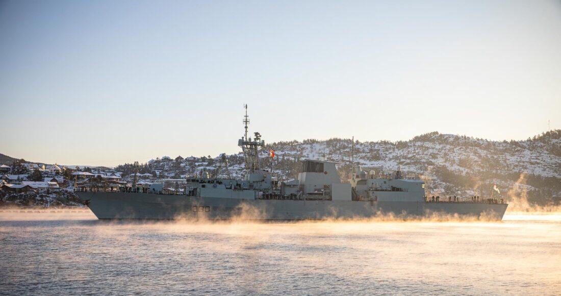 NATO maritime command