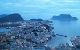 norvegia notte