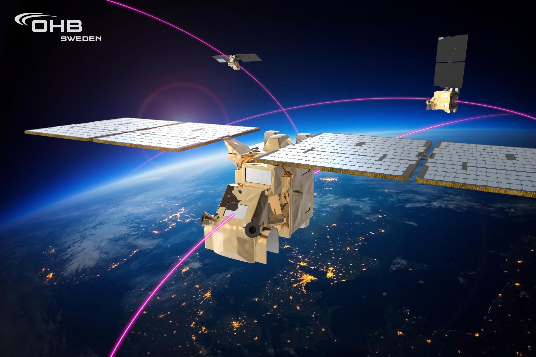 Arctic Weather Satellite missione