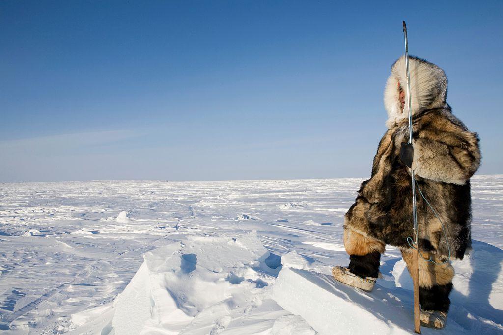 inuit cacciatore