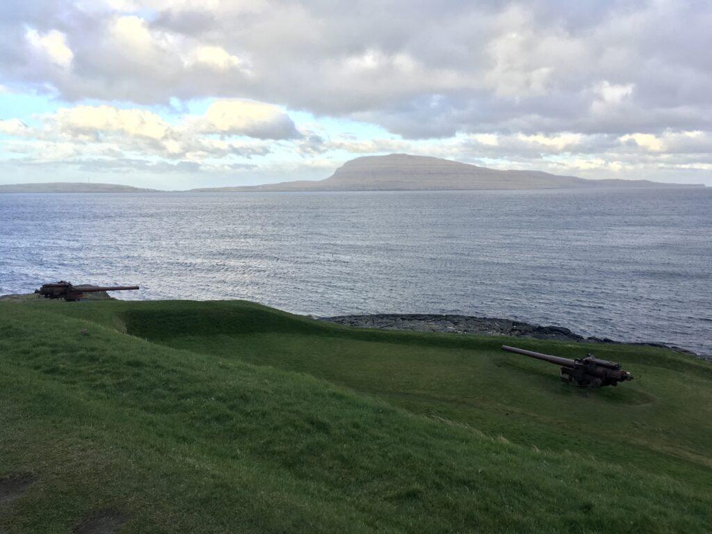 panorama isole far oer