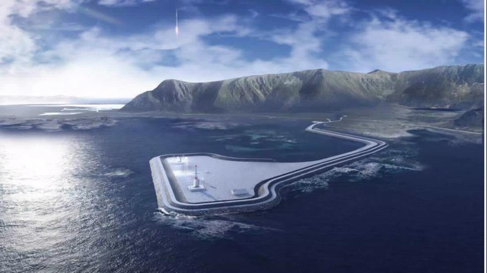Andøya spaceport