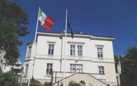 ambasciata italiana oslo
