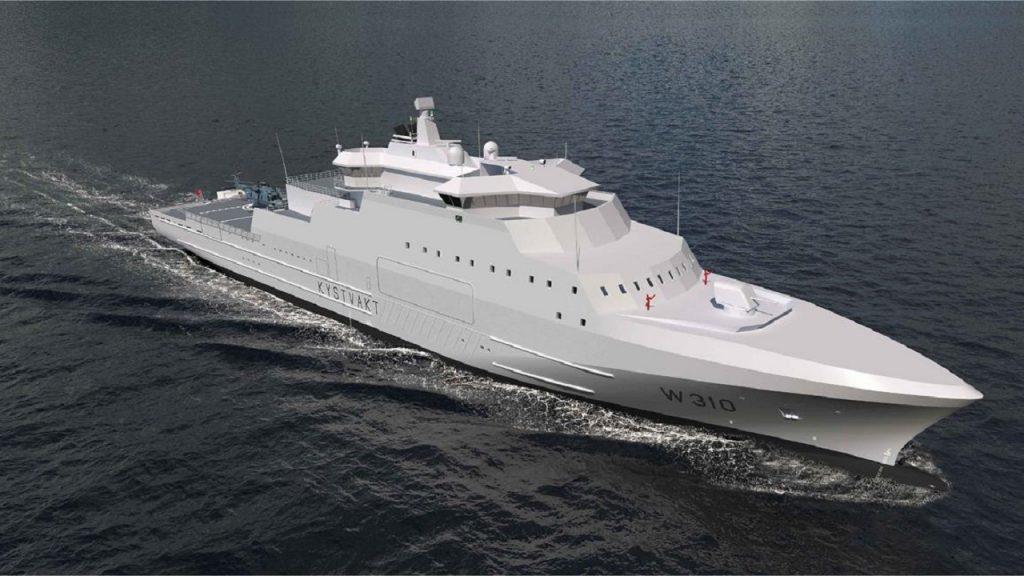 Jan Mayen-class (P6615 Project) vessels