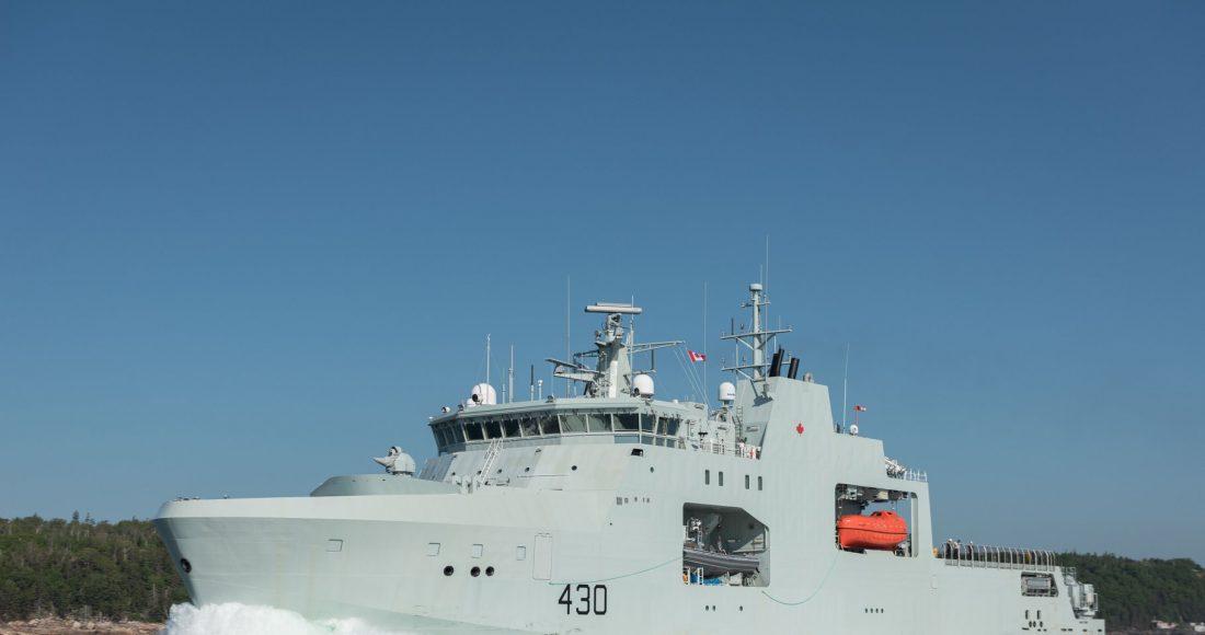 Ship Harry DeWolf