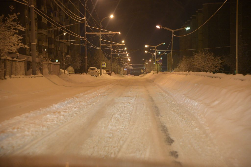 murmansk ghiaccio