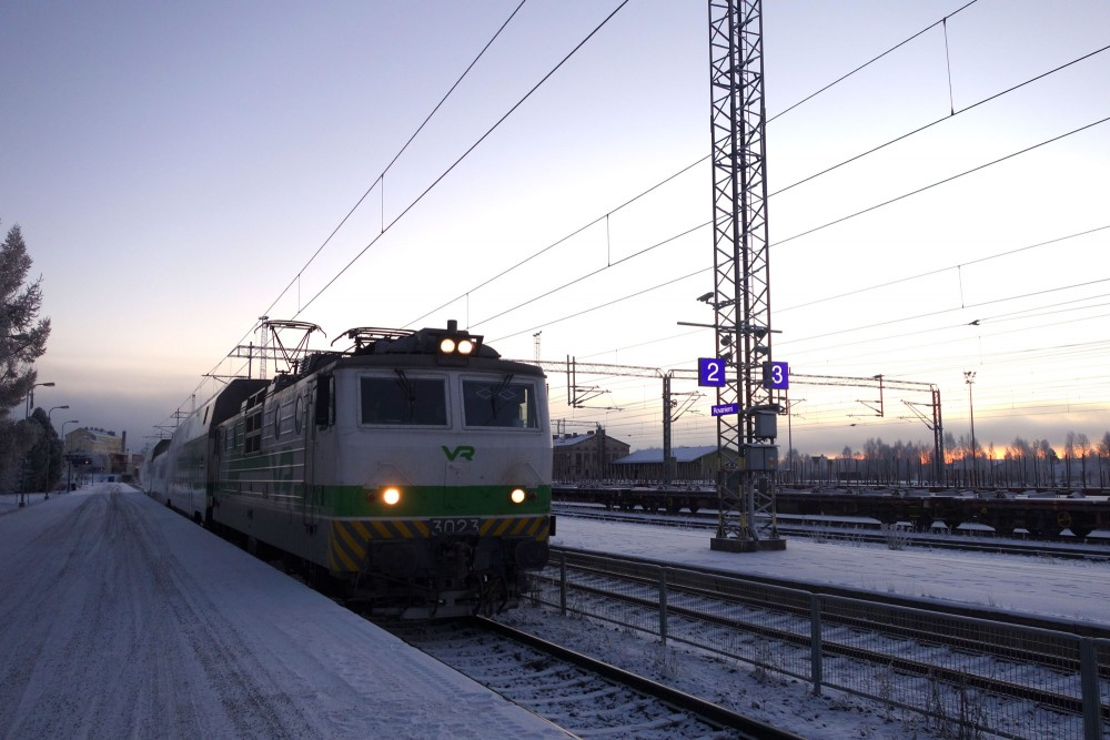 treno rovaniemi