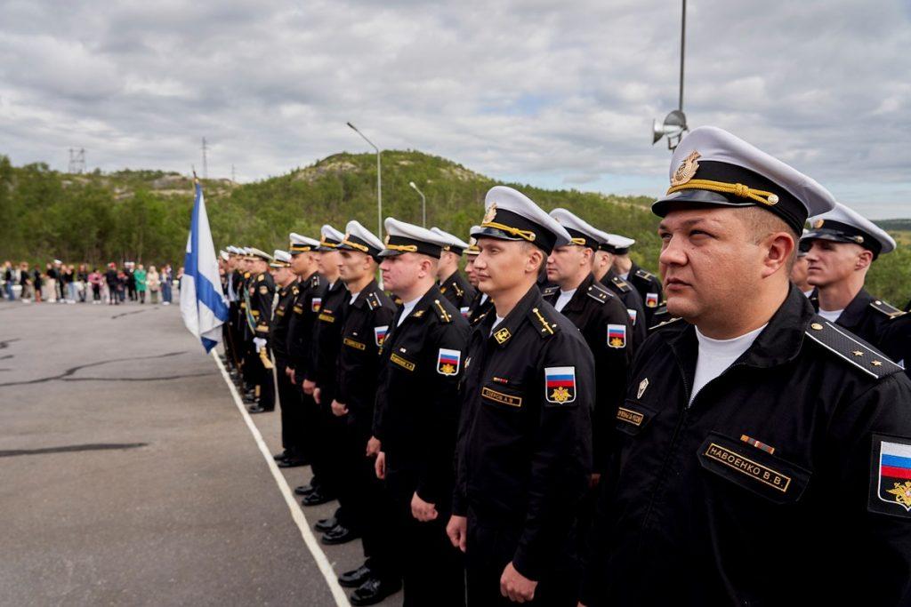 flotta del nord russia