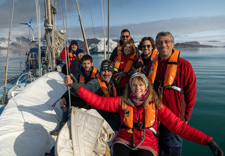 polarquest 2021 team
